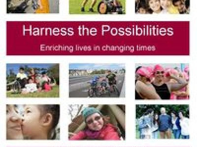 CONFERENCE: Harness the Possibilities: Enriching lives in changing times