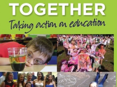 Reprint now available! All Students Learning Together - Taking Action on Education