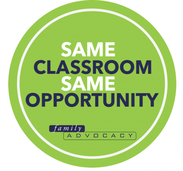 Same Classroom Same Opportunity Campaign in Hornsby